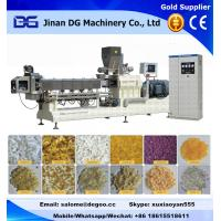 Buy cheap Automatic broken rice reused synthetic rice extruder machinery production plant equipment from wholesalers