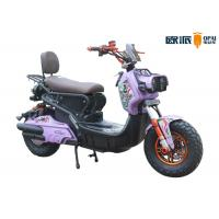 1000W Long Range Electric Scooter Disc Brakes With Colorful Hydraulic Front Fork Manufactures