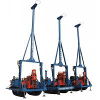GYQ-200A Core Drilling Rig Soil Investigation Drilling Machine Spt Mining Drill Hydraulic Chuck Light Weigh Manufactures