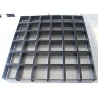 Installed with Frame Grid Square Metal Grid Ceiling For indoor decoration Manufactures