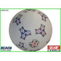 Official Size And Weight 32 Panel Football with Smooth Touch Surface Manufactures