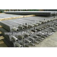 China A213 TP304 / TP304L Stainless Steel H Fin Welded Heat Exchanger Finned Tube on sale