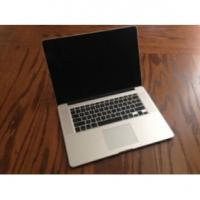 """Cheap Apple Macbook Pro 2.7GHz 15"""" ME665LL/A 16GB RAM 512GB RETINA Sealed Manufactures"""