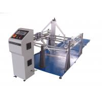 China Pedestal Base Furniture Testing Machines , Chairs Caster Durability Testing Equipment on sale