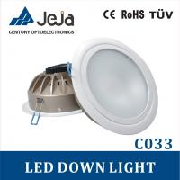 Elegant design of down light for 15w 20w cob led down light with IES/DIALUX file on fast delivery Manufactures