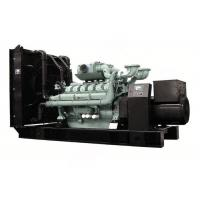 China 4012-46TAG1A Used Perkins Diesel Generator 1200kw With AVR Control System on sale