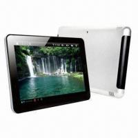 China Tablet PCs, Android 4.0, 7-inch with CPU RK2918 ARM Cortex A8, Supports Bluetooth, Wi-Fi and Calling on sale