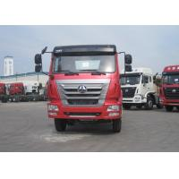 8x4 Heavy Commercial Trucks Chassis Four Axle 226HP Horse Power SGS Standard Manufactures