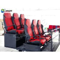 Platform Cinema 4D 5D 7D 12D Cinema Motion Chair with Good Performance and Resonable Price Manufactures