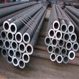 Small Diameter Black Steel Tube , Black Carbon Steel Pipe OEM Service Manufactures