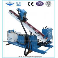 XP-25 Jet Grouting Drilling / Blast Hole Drilling For Ground Reinforcement Construction Manufactures