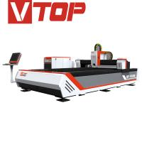 1200w 2500w GF-2040 Fiber Laser Cutting Machine For Stainless / Carbon Steel / Aluminum Sheet Manufactures