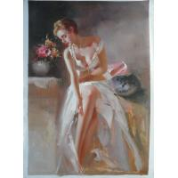 impression oil painting (YXRW06) Manufactures
