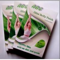 China ABC Natural Detox Foot Patch for Relieving Fatigue, Herbal Weight Loss Slimming Patches on sale