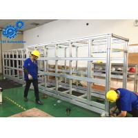 China OEM Aluminium Profile Automatic Lifter And Elevator Equipment For Logistic Moving on sale