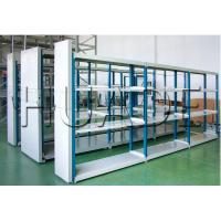 300 Kg Per Level Mobile Storage Racks Light Duty Metal Shelving For Small Items Manufactures