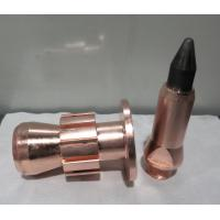 Buy cheap Plasma Spray Copper Tungsten Electrodes And Nozzles Bonded By Back Casting from wholesalers