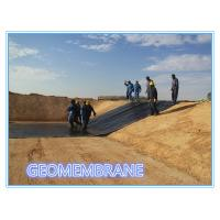 Quality pond liner hdpe geomembrane for sale