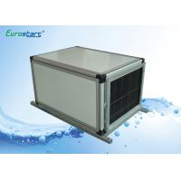 White Horizontal  Hvac Carrier Air Handling Units 25Mm Panel Thickness Manufactures
