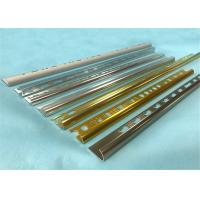 Customized Color Aluminium Floor Strips With 5 Years Warranty Manufactures