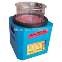 1300g Capacity 220V Jewelers Tools Jewellery Magnetic Tumbler Extra Large Ring Jewelry Pol Manufactures