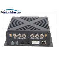 Mobile HD Digital Video Recorder Dvr 8 Channel H.265 Compression With 3G Sim Card Manufactures