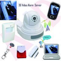 Quality 3G Video Alarm Server,wireless WIFI Cameras,video surveillance,alarm monitoring, IP Camera,security surveillance for sale