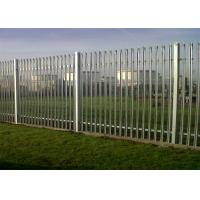 Steel Palisade Fencing Panels Manufactures
