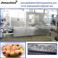 China Polypropylene Automatic Thermoforming Machine Within Full Cover on sale