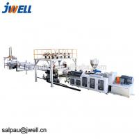 Jwell SPC Environmental Floor Extrusion Line Manufactures