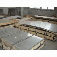 Quality High-quality 430 Stainless Steel Plate, Customized Materials/Harnesses/Thicknesses/Widths Accepted for sale