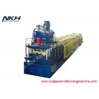 China Good Color Outlook Arch Sheet Roll Forming Machine For Ceiling Profile on sale