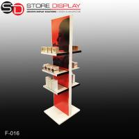 Double sides floor display rack in the market Manufactures