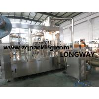 Quality Small Scale Plastic Bottle Carrot Juice Filling Machine/Machinery for sale