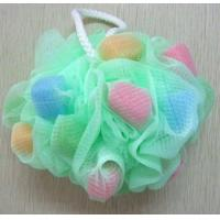 Mesh Bath Flower (Soft Ball with PU Sponges) Manufactures