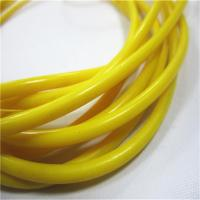 better stretching ability flexible colorful solid pvc plastic skipping rope Manufactures