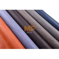 Bonding Textured Home Decorating / Home Upholstery Fabrics 320 Gsm Water Proof Manufactures