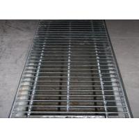 Heavy duty Galvanized Steel Grating Drain Cover Free Sample Customized Manufactures