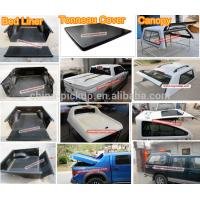 China Foton Tunland Bed Liner / Tonneau Cover / Sport Canopy / Hardtop on sale