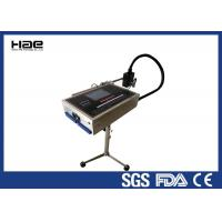 Universal Eco Solvent High Resolution Inkjet Printer For Cans/ Date Inkjet Printer Manufactures