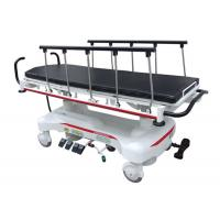 China ICU Room Medical Transport Bed Movable Double American Pump 5 Functions on sale