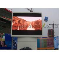 P8 electronic Rental LED Display Outdoor Die - casting AC220V / 5OHZ 1R1G1B Manufactures