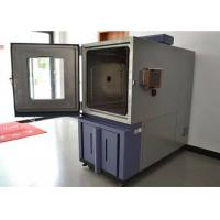 33% Energy saving Military constant temperature and humidity chamber Manufactures