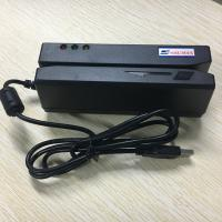 China Portable Plug And Play Magnetic Strip Card Reader Writer For Credit Card MSR900S on sale