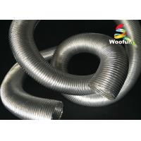 Thermal Insulation Auto Air Duct Hose Aluminum For Air Conditioning System Manufactures