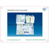 Disposable Central Venous Packet Central Venous Catheter