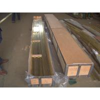 25mm Metal Brass Alloy T Sheet and C38000 DIY Copper T Slot Framing