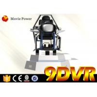 Furious Speed VR Racing 9D Simulator Great Experience For Business Street Manufactures