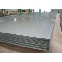 China 0.03 - 800mm Thickness Stainless Steel Metal Plate / Sheet Max 2.5m Width on sale