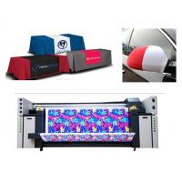 Automatic Digital Textile Printing Machine With Three Epson 4720 Head Manufactures